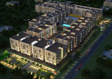 889 sqft, 2 bhk Apartment in Builder Rising Land Properties Porur, Chennai at Rs. 60.0000 Lacs