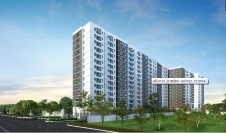 302 sqft, 1 bhk Apartment in Builder Rising Land Properties Kelambakkam, Chennai at Rs. 13.2000 Lacs