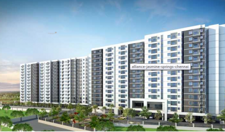 626 sqft, 2 bhk Apartment in Builder Rising Land Properties Kelambakkam, Chennai at Rs. 27.2500 Lacs