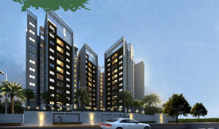1053 sqft, 2 bhk Apartment in Ramky Lemongraz Ambattur, Chennai at Rs. 45.2790 Lacs