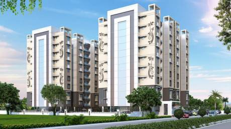 840 sqft, 2 bhk Apartment in Pinkwall Param Vaishali Nagar, Jaipur at Rs. 28.0000 Lacs
