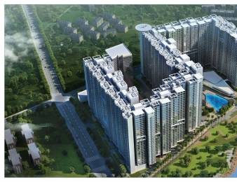 1254 sqft, 2 bhk Apartment in Aliens Space Station Township Tellapur, Hyderabad at Rs. 66.4300 Lacs