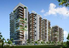 1,360 sq ft 3 BHK + 3T Apartment in Builder Project