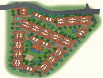 807 sqft, 1 bhk Apartment in Adwalpalkar Marcel Greens Corlim, Goa at Rs. 33.0000 Lacs