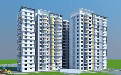 1600 sqft, 3 bhk Apartment in MK Builders and Developers Gold Coast Endada, Visakhapatnam at Rs. 67.2000 Lacs