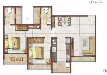1368 sqft, 2 bhk Apartment in Regency Icon Kharghar, Mumbai at Rs. 1.2000 Cr