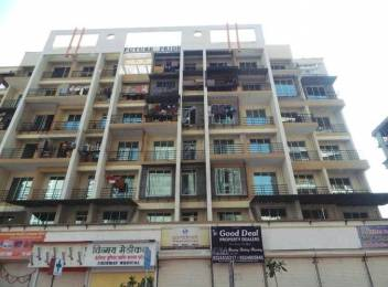 600 sqft, 1 bhk Apartment in Future Pride Kharghar, Mumbai at Rs. 46.0000 Lacs