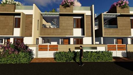 900 sqft, 2 bhk Villa in Builder kalki Somanath Nagar, Mysore at Rs. 47.0000 Lacs
