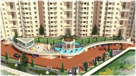 1672 sqft, 3 bhk Apartment in Chugh Palazzo Park Residency Vijay Nagar, Indore at Rs. 50.1600 Lacs