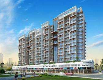 695 sqft, 1 bhk Apartment in Shelter Riverside Taloja, Mumbai at Rs. 51.0000 Lacs
