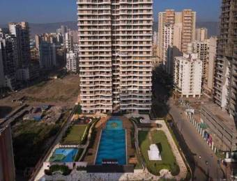 1265 sqft, 2 bhk Apartment in Paradise Sai Miracle Kharghar, Mumbai at Rs. 23000