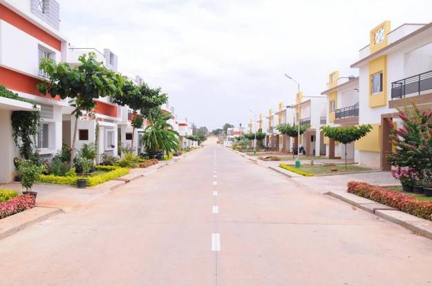 1500 sqft, 3 bhk Villa in Peninsula Parkville Sarjapur, Bangalore at Rs. 79.7161 Lacs