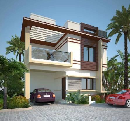 1580 sqft, 3 bhk Villa in Peninsula Solitaire Sarjapur, Bangalore at Rs. 66.7388 Lacs