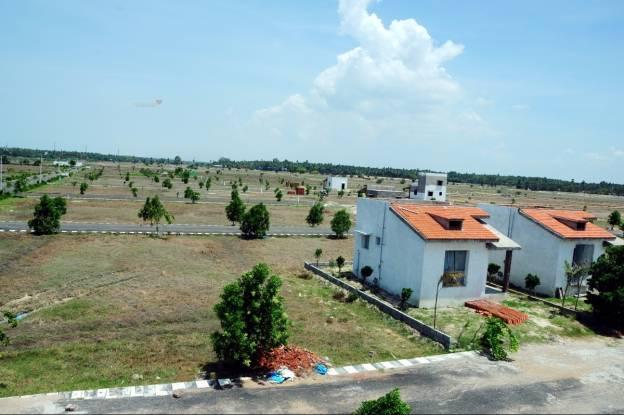 740 sqft, 2 bhk Villa in Builder colorhomes emeraldbay koonimedu ECR Road, Pondicherry at Rs. 26.4000 Lacs