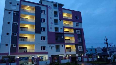 1800 sqft, 3 bhk Apartment in Builder Sri Sai BRUNDAVAN Koritepadu, Guntur at Rs. 78.0000 Lacs