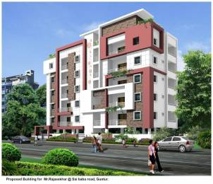1750 sqft, 3 bhk Apartment in Builder Sri Sai Lakshmi Associates Saibaba Road, Guntur at Rs. 73.5000 Lacs