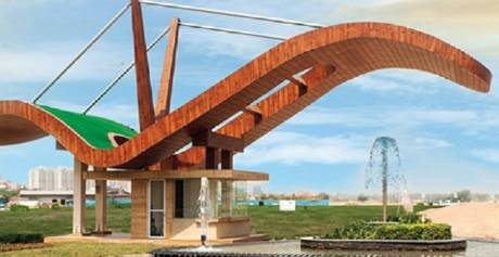 1935 sqft, Plot in Experion The Westerlies Sector 108, Gurgaon at Rs. 98.0000 Lacs