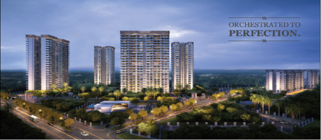 1760 sqft, 3 bhk Apartment in Paras Dews Sector 106, Gurgaon at Rs. 94.0400 Lacs