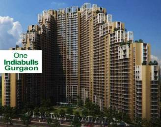 1310 sqft, 2 bhk Apartment in Indiabulls One Indiabulls Sector 104, Gurgaon at Rs. 69.4300 Lacs