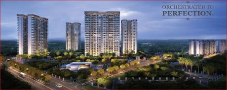 1385 sqft, 2 bhk Apartment in Paras Dews Sector 106, Gurgaon at Rs. 81.7289 Lacs