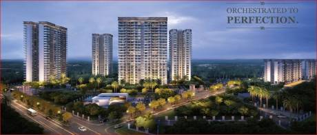 1760 sqft, 3 bhk Apartment in Paras Dews Sector 106, Gurgaon at Rs. 91.5376 Lacs