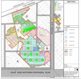 2727 sqft, Plot in BPTP Amstoria Lutyens Plots Sector 102, Gurgaon at Rs. 1.8180 Cr