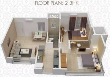 1049 sqft, 2 bhk Apartment in Crescent Landmark Andheri East, Mumbai at Rs. 1.5700 Cr