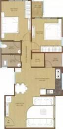 1235 sqft, 2 bhk Apartment in Kush Crystal Heights Adajan, Surat at Rs. 10000