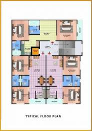 800 sqft, 2 bhk Apartment in Builder pebbles residency Sarfarazganj, Lucknow at Rs. 24.0000 Lacs