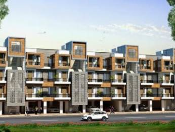 1462 sqft, 3 bhk BuilderFloor in Builder Project Zirakpur punjab, Chandigarh at Rs. 42.0000 Lacs