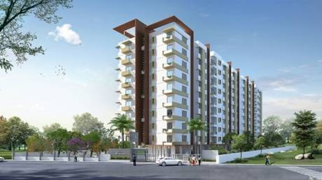 645 sqft, 1 bhk Apartment in Subha 9 Sky Vue Anekal City, Bangalore at Rs. 24.0461 Lacs