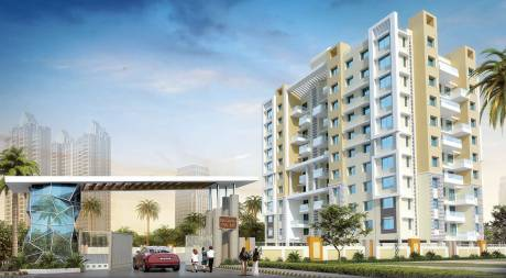 1405 sqft, 3 bhk Apartment in Aditya Nisarg Palms Bavdhan, Pune at Rs. 90.0000 Lacs