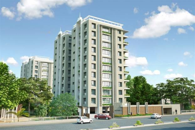 4020 sqft, 4 bhk Apartment in Raghuvir Salasar Palace I Vesu, Surat at Rs. 1.5720 Cr