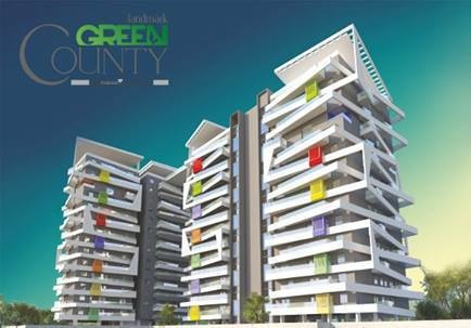 1230 sqft, 2 bhk Apartment in Landmark Green County Bolar, Mangalore at Rs. 60.0000 Lacs