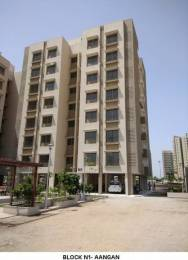 650 sqft, 1 bhk Apartment in Adani Aangan Near Vaishno Devi Circle On SG Highway, Ahmedabad at Rs. 21.0450 Lacs