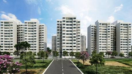 600 sqft, 1 bhk Apartment in Godrej Vrindavan Near Nirma University On SG Highway, Ahmedabad at Rs. 18.0000 Lacs