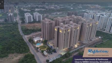 2284 sqft, 4 bhk Apartment in Pacifica Reflections Near Nirma University On SG Highway, Ahmedabad at Rs. 1.0349 Cr