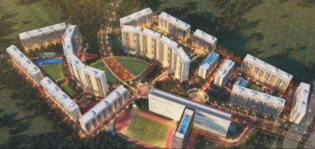1210 sqft, 2 bhk Apartment in Savvy Swaraaj Sports Living Gota, Ahmedabad at Rs. 33.2750 Lacs
