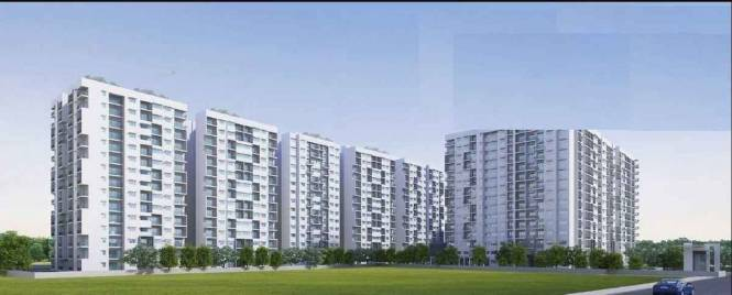 1042 sqft, 2 bhk Apartment in Godrej Avenues Yelahanka, Bangalore at Rs. 56.0000 Lacs