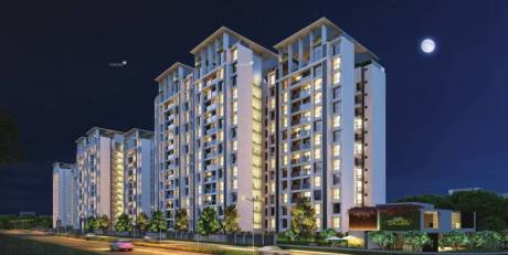 925 sqft, 2 bhk Apartment in Pacifica North Enclave Near Vaishno Devi Circle On SG Highway, Ahmedabad at Rs. 35.3918 Lacs