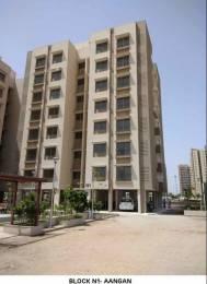 818 sqft, 2 bhk Apartment in Adani Aangan Near Vaishno Devi Circle On SG Highway, Ahmedabad at Rs. 28.8800 Lacs