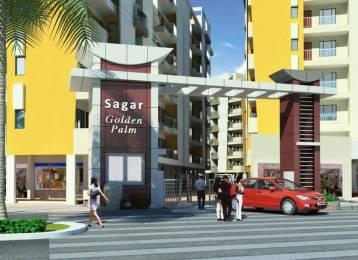 1200 sqft, 3 bhk Apartment in Builder Sagar Golden Palm Katara Hills, Bhopal at Rs. 23.0000 Lacs
