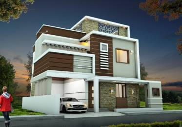 1300 sqft, 2 bhk Villa in Builder ramana gardenz Marani mainroad, Madurai at Rs. 58.0000 Lacs