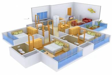 2214 sqft, 3 bhk Apartment in Binori Solitaire Bopal, Ahmedabad at Rs. 1.3000 Cr