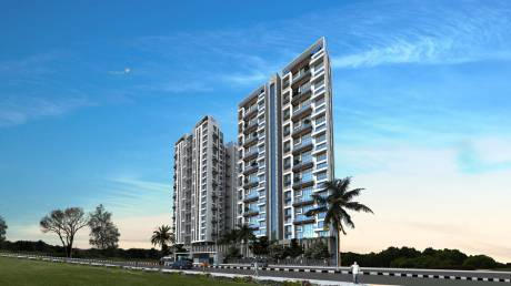 1255 sqft, 2 bhk Apartment in ABIL Imperial Baner, Pune at Rs. 1.2400 Cr