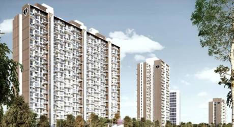 1099 sqft, 2 bhk Apartment in Nahar F Residences Balewadi, Pune at Rs. 87.3600 Lacs