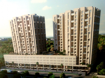 1516 sqft, 3 bhk Apartment in Amar Serenity Pashan, Pune at Rs. 1.2500 Cr