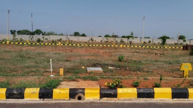 1400 sqft, Plot in Builder Ashritha aspire Anekal City, Bangalore at Rs. 17.5000 Lacs