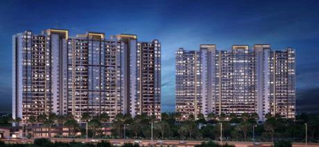 888 sqft, 2 bhk Apartment in Paranjape Trident Towers Wakad, Pune at Rs. 54.4270 Lacs