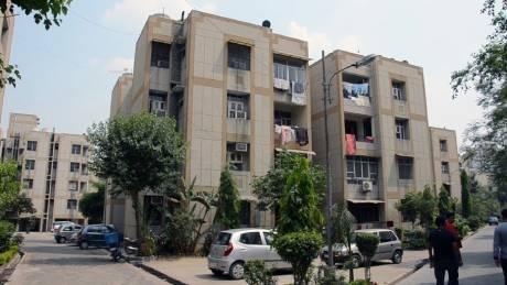 1100 sqft, 2 bhk Apartment in Builder Rail Vihar Society Sector 3 Vasundhara, Ghaziabad at Rs. 10500